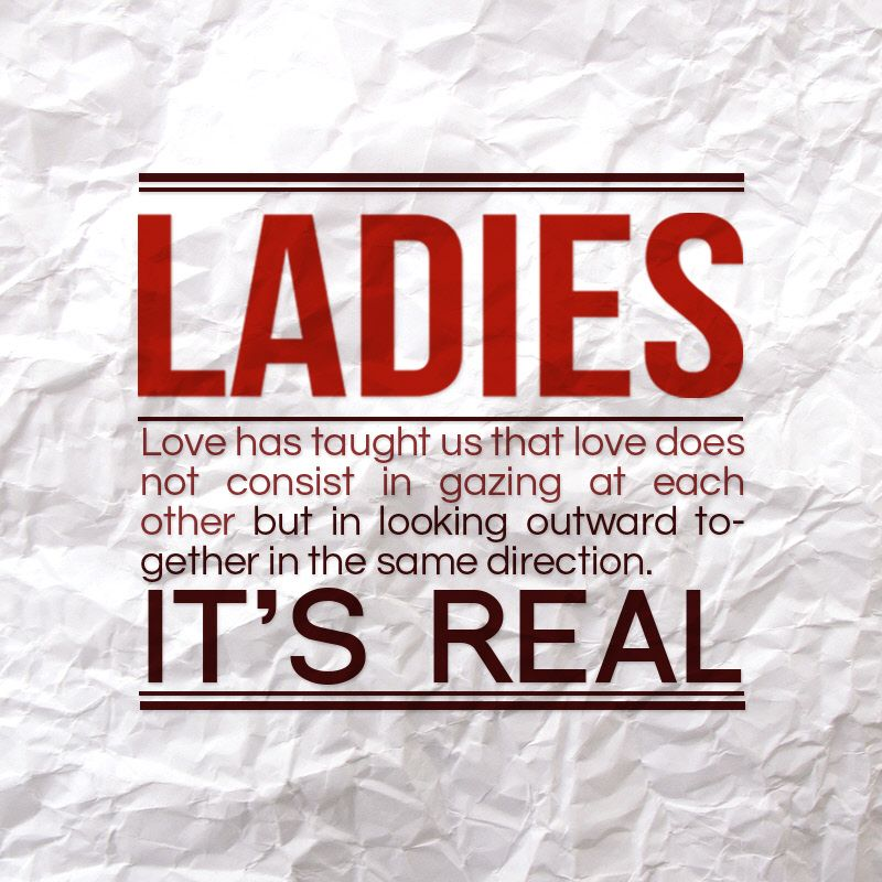 (Single) Ladies - It's Real