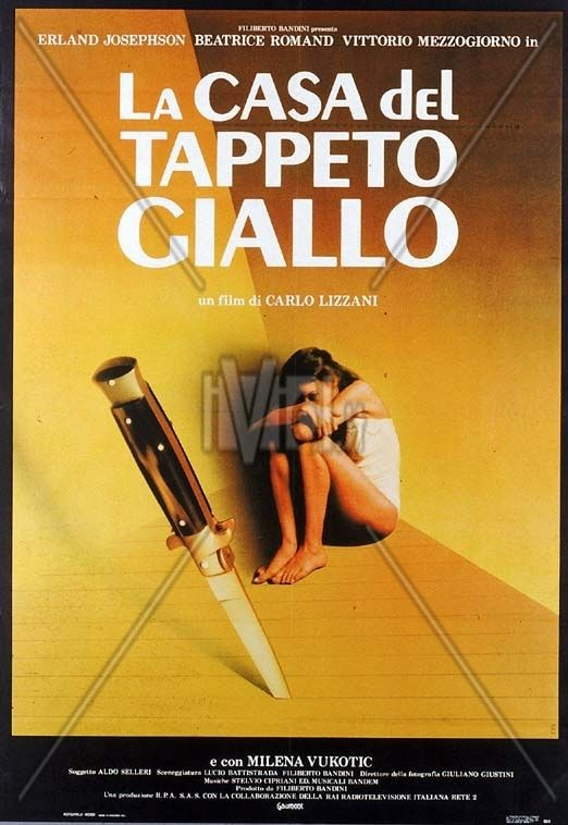 casadeltap Carlo Lizzani   La casa del tappeto giallo AKA House of the Yellow Carpet (1983)