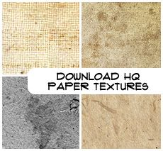 HQ Paper Textures