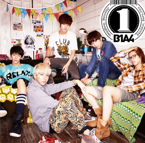 [Album] B1A4 - 1 [Japanese]