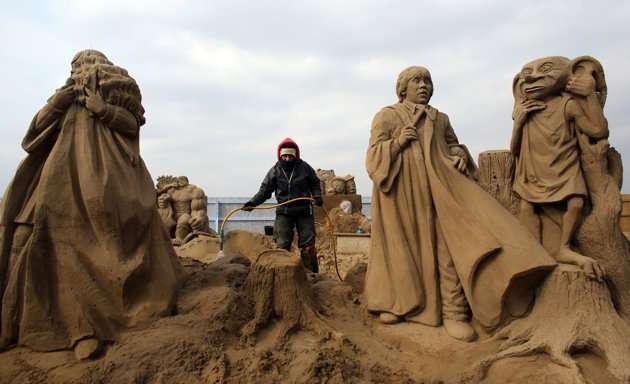 164681180jpg020144 - Increíbles esculturas de arena en el Reino Unido