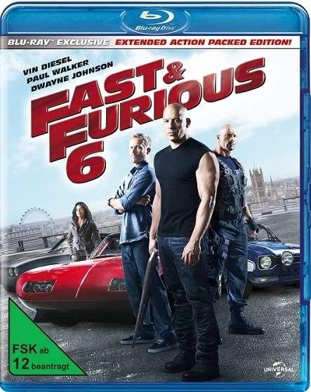 Hızlı ve Öfkeli 6 - Fast and Furious 6 - 2013 BluRay 720p DuaL MKV indir