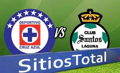 Cruz Azul vs Santos En Vivo