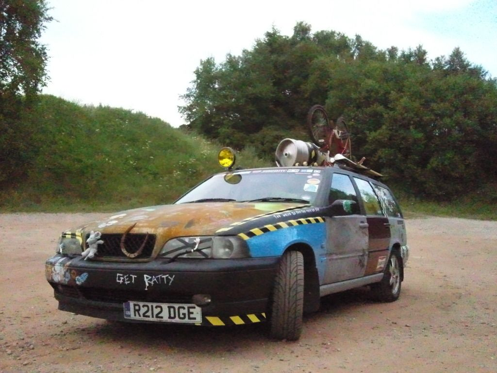 Volvo V70 T5 Rat Look About Cars For You