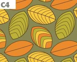 Retro Leaf