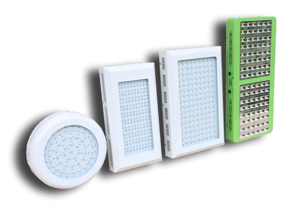 Panneau lampe led horticole culture interieure 380 watts - Panneau led culture ...