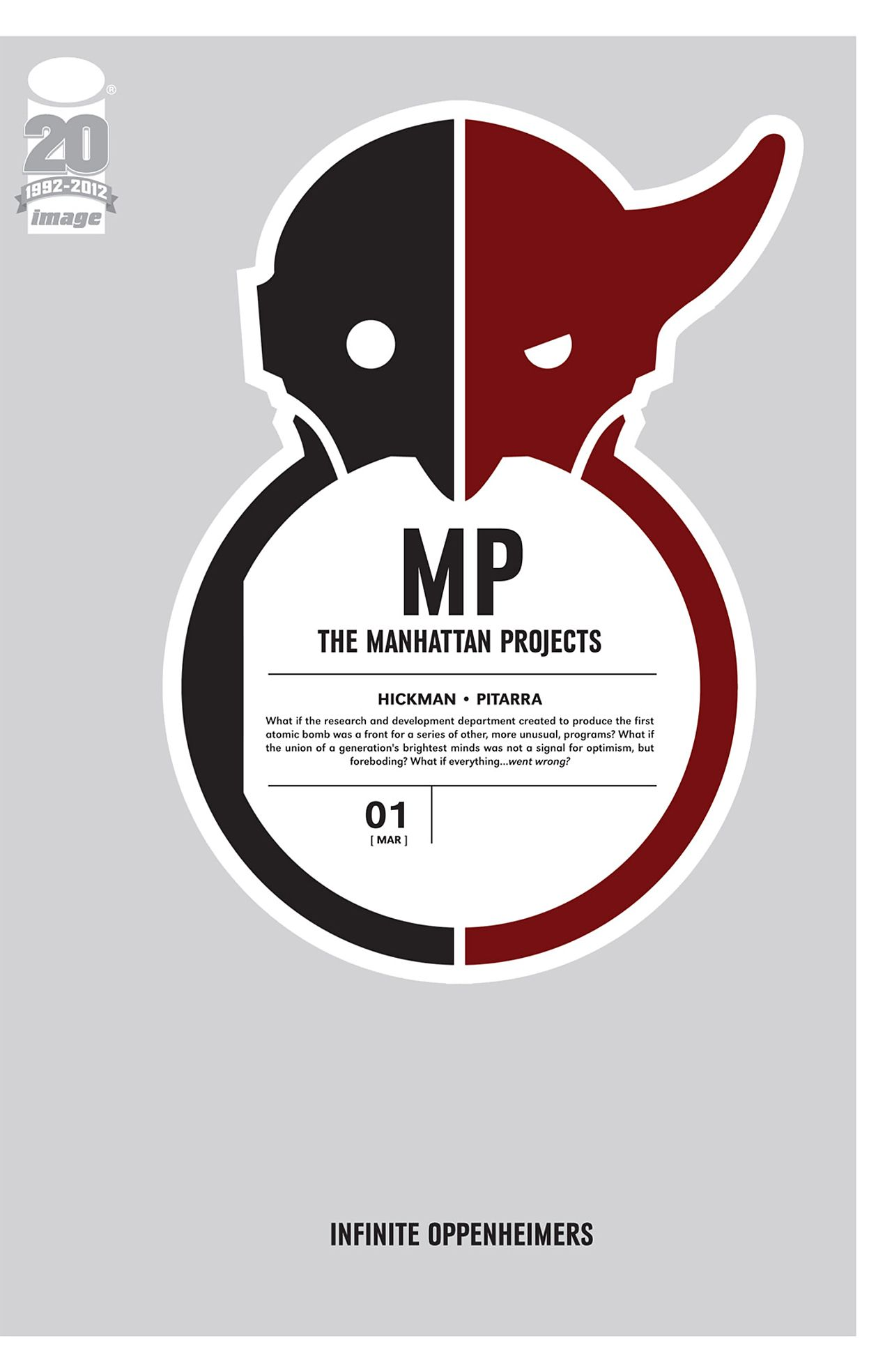 The Manhattan Projects #1-25 (2012-2014) Complete