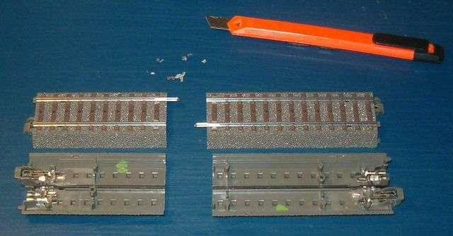 Märklin 74994 Profilverbinder C-Gleis 24 Stück