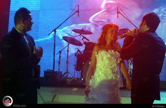 صور النجم عمرو دياب فى حفل زفاف الفنان محمد حماقى ونهلة الحجرى 2011 / 12 / 7 38328710150602375519782.jpg