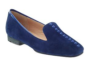 Blue Siegerson Morrison loafer