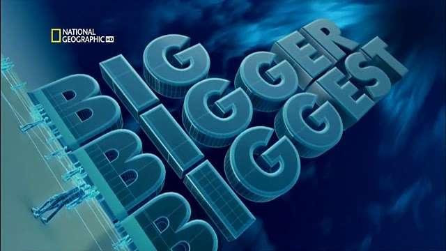 National Geographic - En Büyük Dizaynlar Boxset 15 Bölüm DVBRIP Türkçe Dublaj